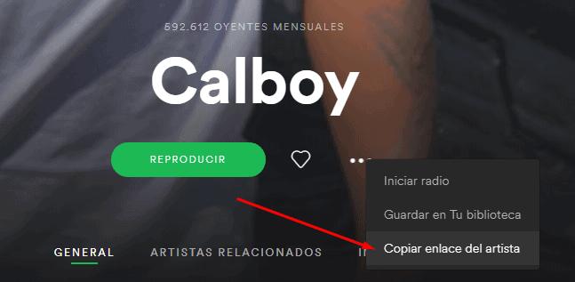 spotify oyentes
