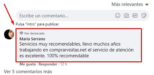 Comentarios para Facebook