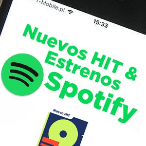 Comprar packs para nuevos hit y lanzamientos de canciones en Spotify al mejor precio