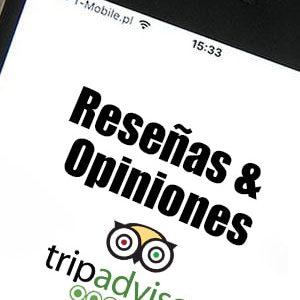 Comprar reseñas y valoraciones en español para TripAdvisor
