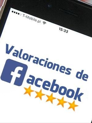 Comprar valoraciones 5 estrellas para Facebook