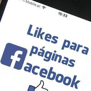 Comprar likes para páginas de Facebook