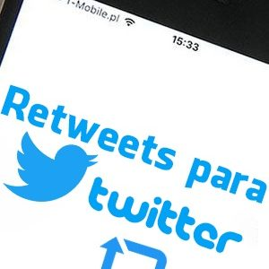Comprar retweets para tweet de Twitter