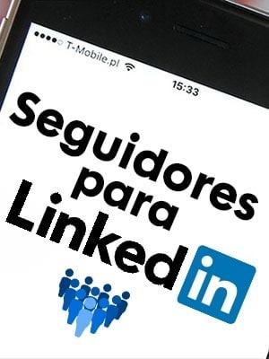 Comprar contactos / seguidores para Linkedin