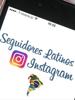 Comprar seguidores latinos para Instagram