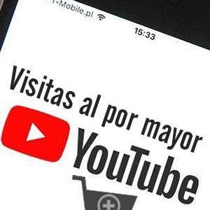 Comprar visitas al por mayor para Youtube