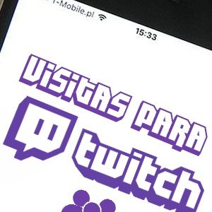 Comprar visitas para Twitch