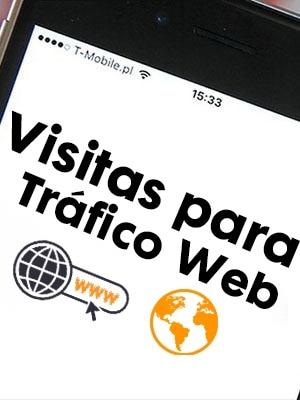 Comprar visitas geolocalizadas y mundiales para tráfico web