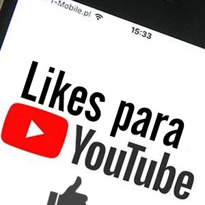 Comprar likes para Youtube